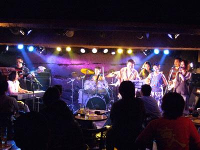 20070723 小野良子オーケストラ @吉祥寺MANDA-LA2